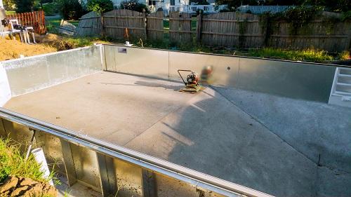 construction de piscine sur-mesure à Nice